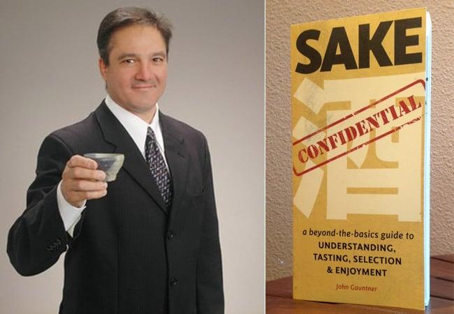 John Gauntner - Sake confidential