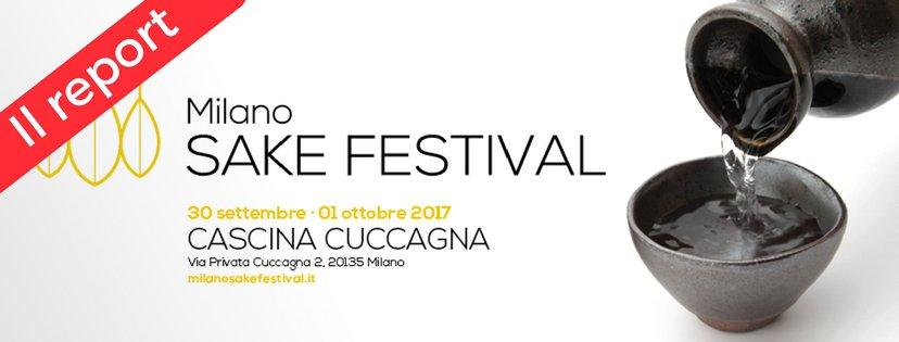 Milano sake festival report