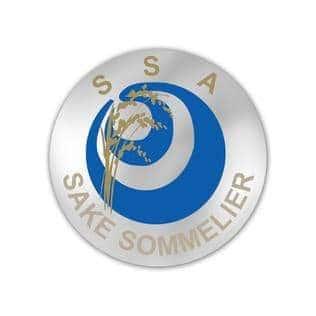Logo SSA Sake Sommelier Association