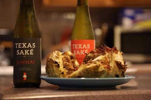 Texas Sake Company Junmai