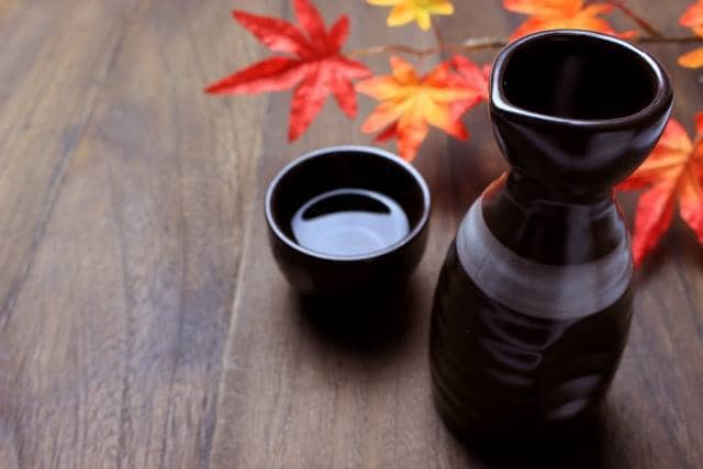 Benefici del sake