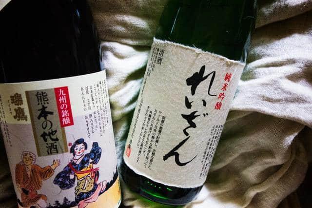 Sake secco sake dolce