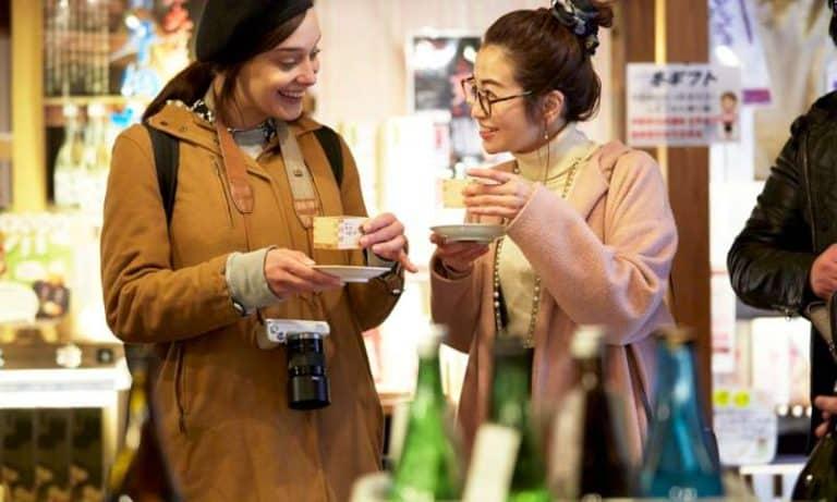 Dove bere sake in Giappone