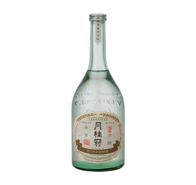 gekkeikan nouvelle tokubetsu honjozo